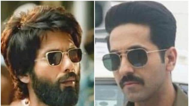 Shahid Kapoor's Kabir Singh has trounced Ayushmann Khurrana's Article 15 at the box office.