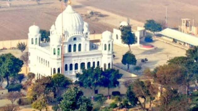 Gurdwara Darbar Sahib at Kartarpur in Pakistan(File Photo)