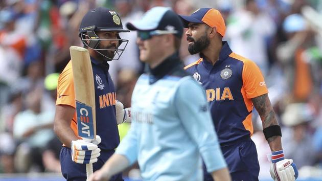 England leapfrogged Pakistan to fourth place with 10 points from eight games, while India remained second on 11 from seven matches(AP)