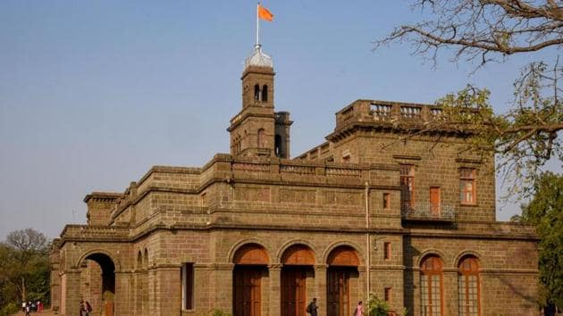 The Savitribai Phule Pune University's (SPPU) 'Karmaveer Bhaurao Patil Earn and Learn scheme' is once again under scanner after allegations of fund discrepancies came to light.(HT FILE PHOTO)
