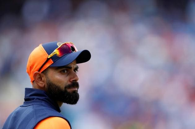 Virat Kohli expressed his displeasure about the short boundary of Edgbaston after India's defeat to England.(Action Images via Reuters)