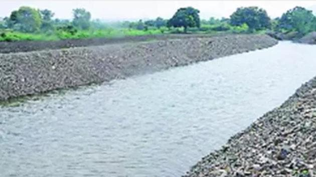 Jalyukta Shivar is a pet project which involves deepening and widening of streams, construction of cement and earthen stop dams and farm ponds.(Photo for representation)