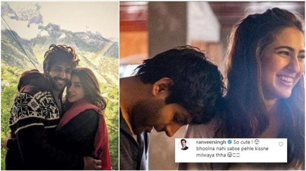 Sara Ali Khan and Kartik Aaryan wrapped up Love Aaj Kal 2 on Monday.