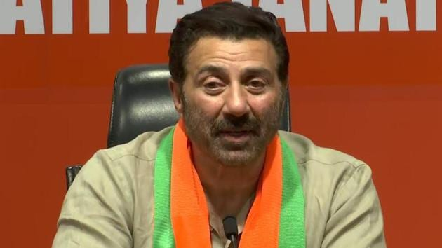 Sunny Deol said the appointment was made to ensure that no work is disrupted or delayed.(ANI file photo)