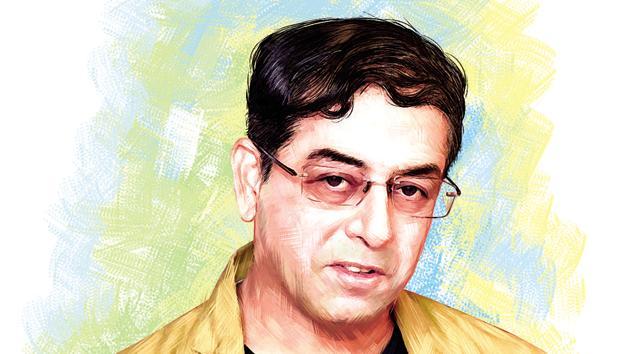 Sanjay Deshpande, director, Sanjeevani Group. (Illustration: Shrikrishna Patkar)(Pratham Gokhale/HT PHOTO)
