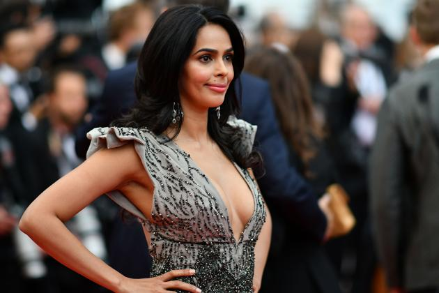 Mallika Sherawat can currently be seen in ALTBalaji's new horror comedy series Boo, Sabki Phategi, opposite Tusshar Kapoor.(AFP)