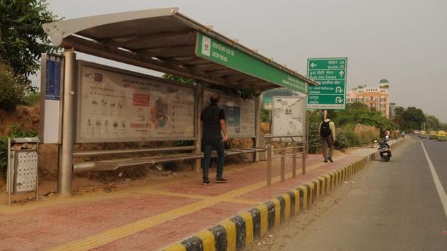 Gurugram needs 'pedestrian first' policy, says expert Prerna Singh Bindra.(HT Photo)
