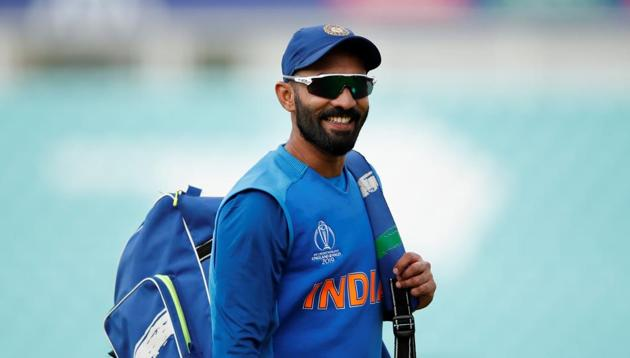 Dinesh Karthik makes his World Cup debut against Bangladesh(Action Images via Reuters)