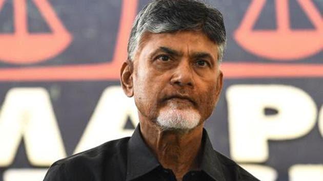 N. Chandrababu Naidu(AFP)
