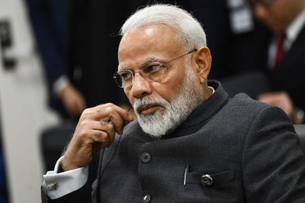 Prime Minister Narendra Modi in Osaka, June 28, 2019(AFP)