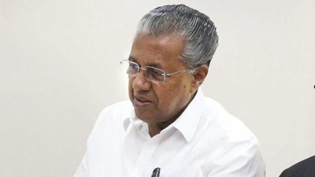 Chief minister Pinarayi Vijayan said on Monday his government will take strict action against the police officials.(PTI File Photo)