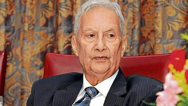 BK Birla was industrialist and philanthropist Ghanshyam Das Birla's youngest son. (Mint file)