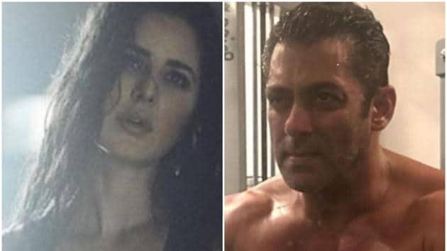 Katrina Kaif is in awe of Salman Khan's workout regimen.