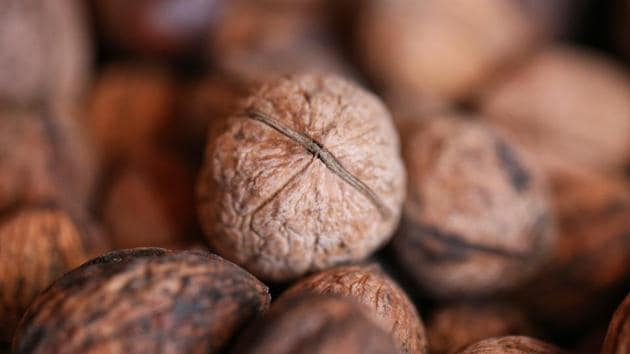 She tried smuggling 3 kg of drugs in six walnuts (representational image).(Unsplash/@lucavolpe)