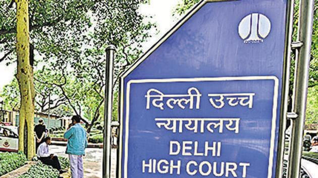 Delhi High Court.(HT File)