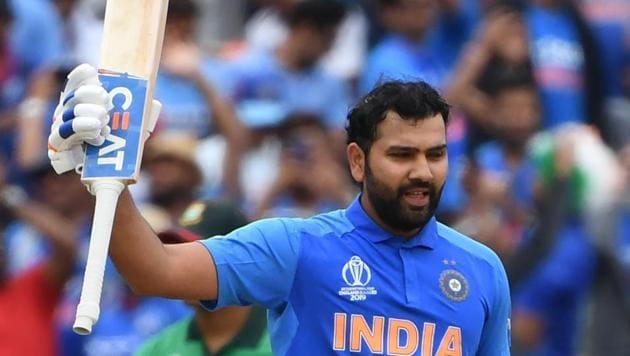 India vs Bangladesh: Rohit Sharma(AFP)