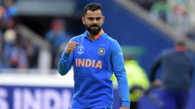 India vs Bangladesh: India's captain Virat Kohli(AFP)