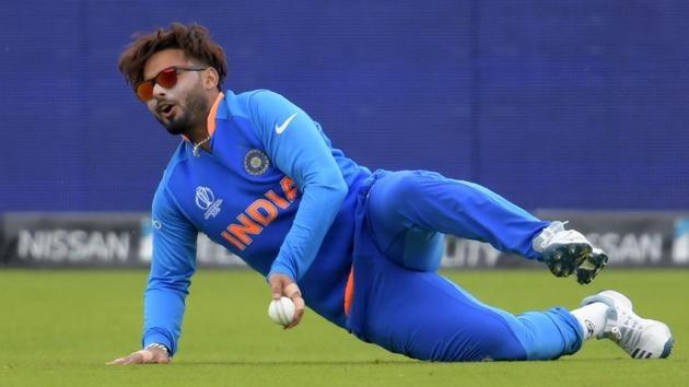 Cricket World Cup, India vs Bangladesh: Rishabh Pant(AFP)