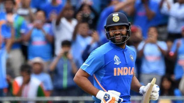 Cricket World Cup: Rohit Sharma(AFP)