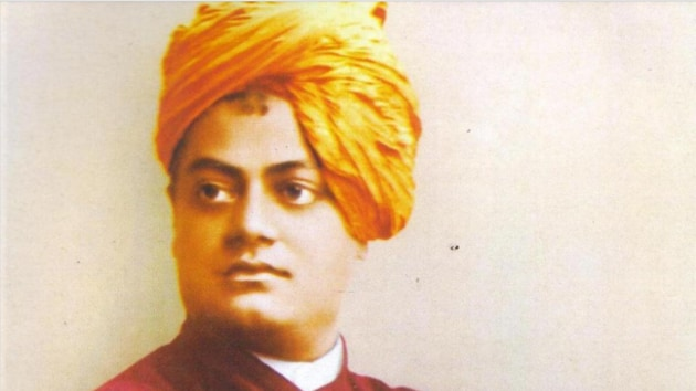 Swami Vivekananda addressed the audience at Parliament of World Religions on September 11, 1893.(Wikimedia Commons)