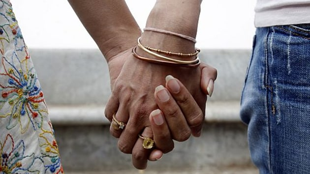 The girls, residents of Rohaniya, reached a Shiva temple on Wednesday and asked the priest to perform their marriage. The priest refused but the girls kept sitting inside the temple till he relented.(Representative Image)