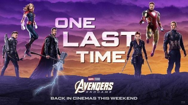 Will you check out Avengers Endgame in theatres this weekend?