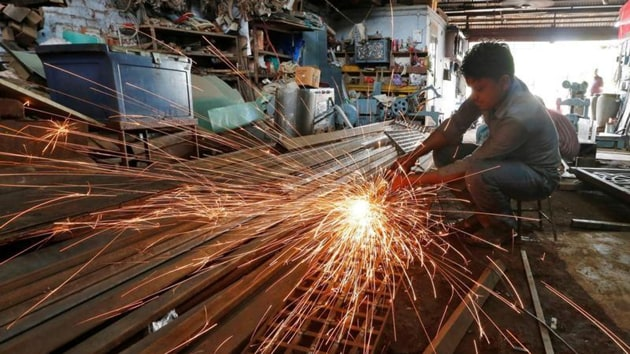 PM Modi had said that the target can be achieved with the concerted efforts of states and asking them to recognise their core competence and work towards raising their gross domestic product targets right from the district level.(Reuters FILE)