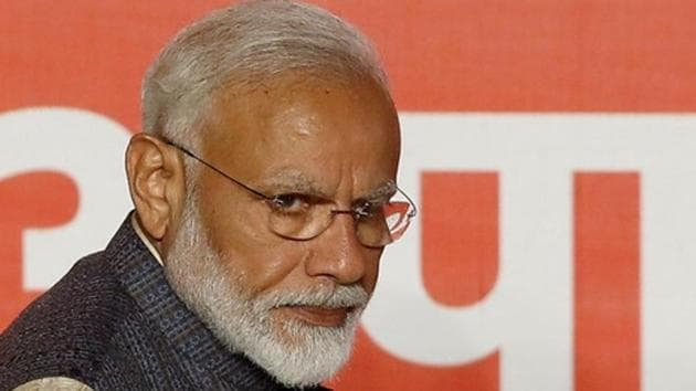 The Bharatiya Janata Party has issued a three-line whip asking its lawmakers to be present in the House on Thursday when the Lok Sabha takes up the Aadhaar bill as well as the Economic Survey.(Reuters File Photo)