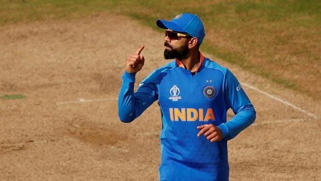 Indian captain Virat Kohli(Action Images via Reuters)