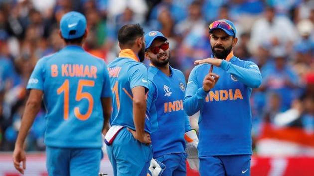 Virat Kohli and team(Action Images via Reuters)