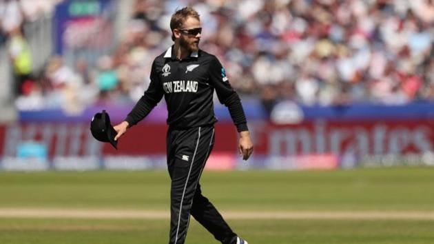 New Zealand's Kane Williamson(Action Images via Reuters)