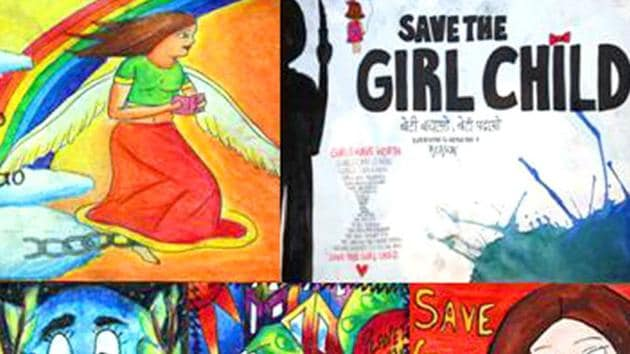 The Economic Survey 2019 suggested on Thursday the government must tweak its strategy for improving the efficacy of its marquee programmes from the Swachh Bharat Mission (SBM) to Beti Bachao Beti Padhao (BBBP) .(HT PACE)