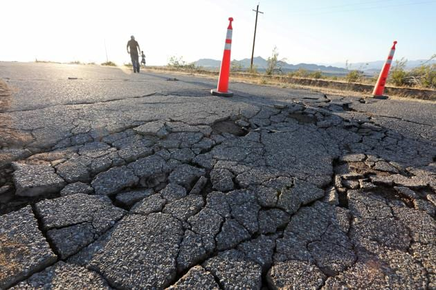 The most recent large one to shake the Seattle area occurred in 2001, when a 6.8 magnitude quake happened just north of Olympia, Washington. Image used for representational purpose only.(Reuters)