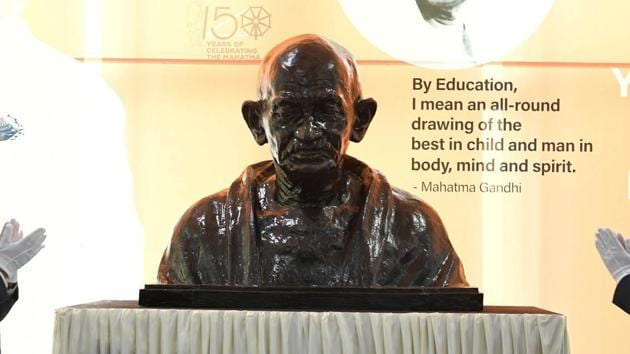 Gandhipedia - an encyclopedia on Mahatma Gandhi - has been proposed to instil positive Gandhian values in the country's youth.(ANI)