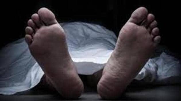 Badrudin Ansari was declared dead at the Balasaheb Thackeray Trauma Hospital(HT Photo)