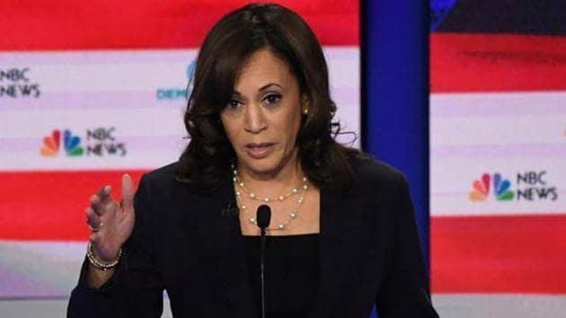 Senator Kamala Harris(AFP file photo)