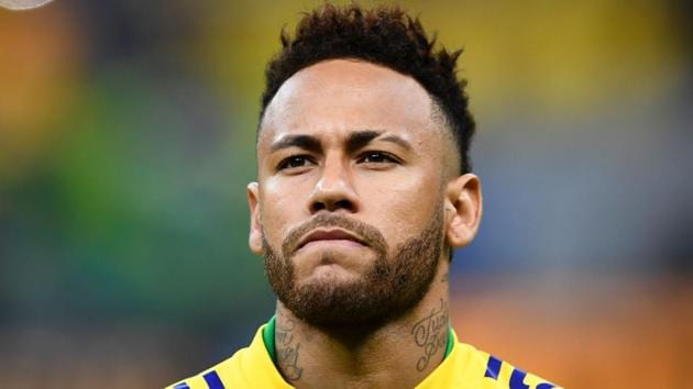 Neymar is angling for a move back to Barcelona after growing frustrated at PSG.(AFP)