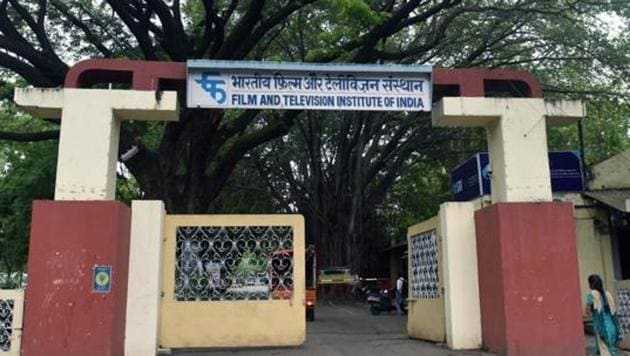 The Film and Television Institute of India (FTII) has an allocation of ₹32 crore as against ₹30 crore in the previous budget.(HT/ PHOTO)