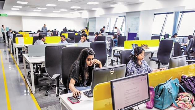 The union budget has announced a host of incentives for entrepreneurs and startups, including a TV programme exclusively for startups. (Representational image)(HT/PHOTO)