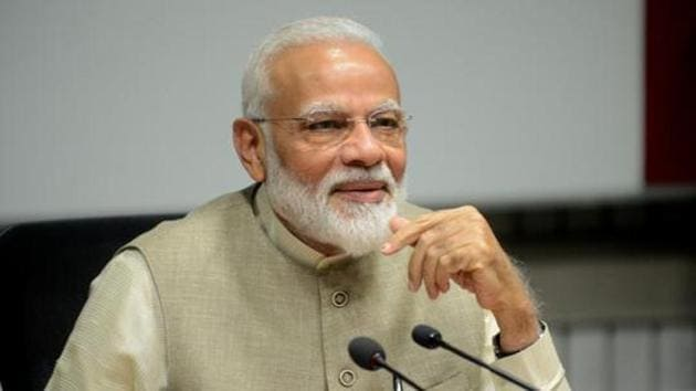 Prime Minister Narendra Modi will throw open state of the art virtual museum in Varanasi.(ANI Photo/R. Raveendran)