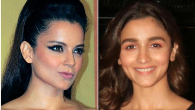 Kangana Ranaut and her sister Rangoli Chandel have locked horns with Alia Bhatt in the past.
