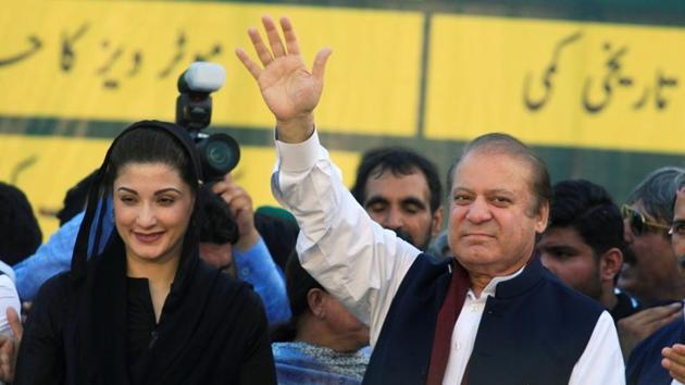 Maryam said after the revelation of the video her father should not be kept behind the bars any more.(Reuters File Photo)