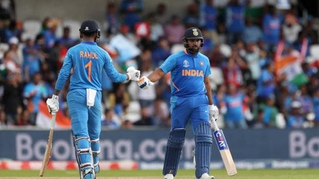 World Cup 2019: Rohit Sharma, KL Rahul(Action Images via Reuters)