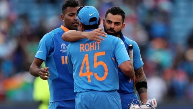 Cricket World Cup; India registered a comprehensive win over Sri Lanka(Action Images via Reuters)