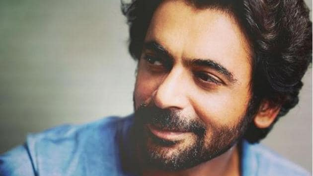 Sunil Grover played Salman Khan's best friend in Bharat.(Instagram)