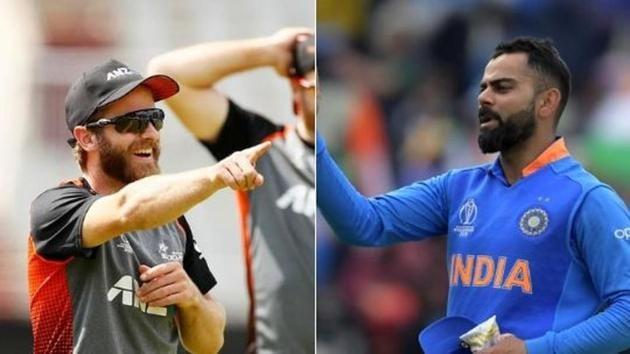 India vs New Zealand: Captain Kane vs Captain Kohli(Reuters)