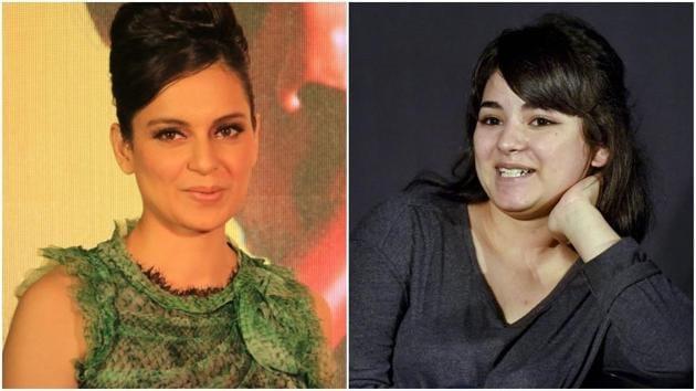 Kangana Ranaut has reacted to Zaira Wasim's decision to quit films.