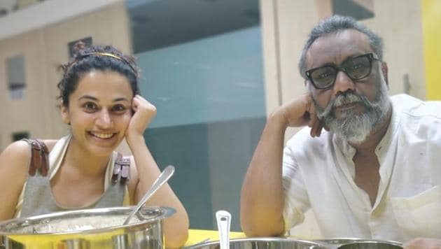 Taapsee Pannu and Anubhav Sinha are working on a new film together.