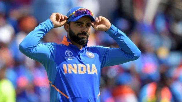 India vs New Zealand, semi-final: Indian captain Virat Kohli(AFP)