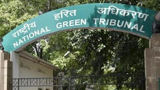 The National Green Tribunal (NGT) last week took cognisance of a complaint filed by a resident of Sector 67 against improper disposal of sewage in the area(Hindustan Times)